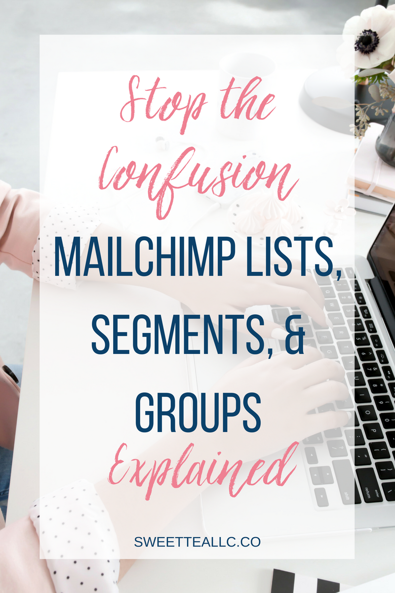 Avoid paying for duplicate email addresses, send more targeted emails, and give your subscribers options. MailChimp Lists, Groups, and Segments explained!