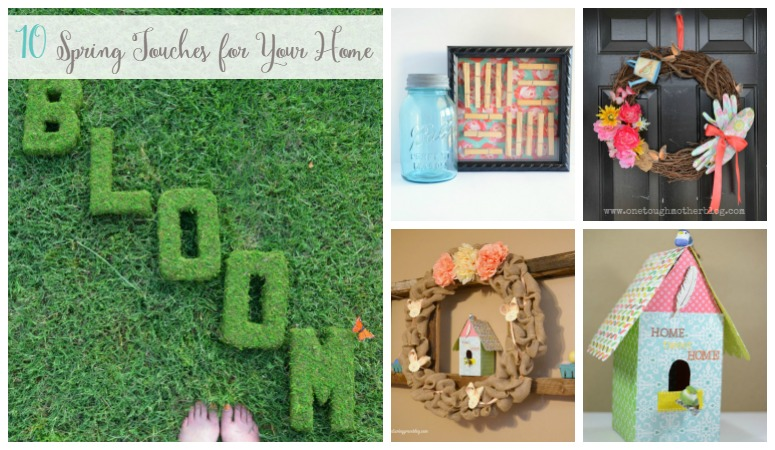 10 Ways to Welcome Spring to Your Home Feature