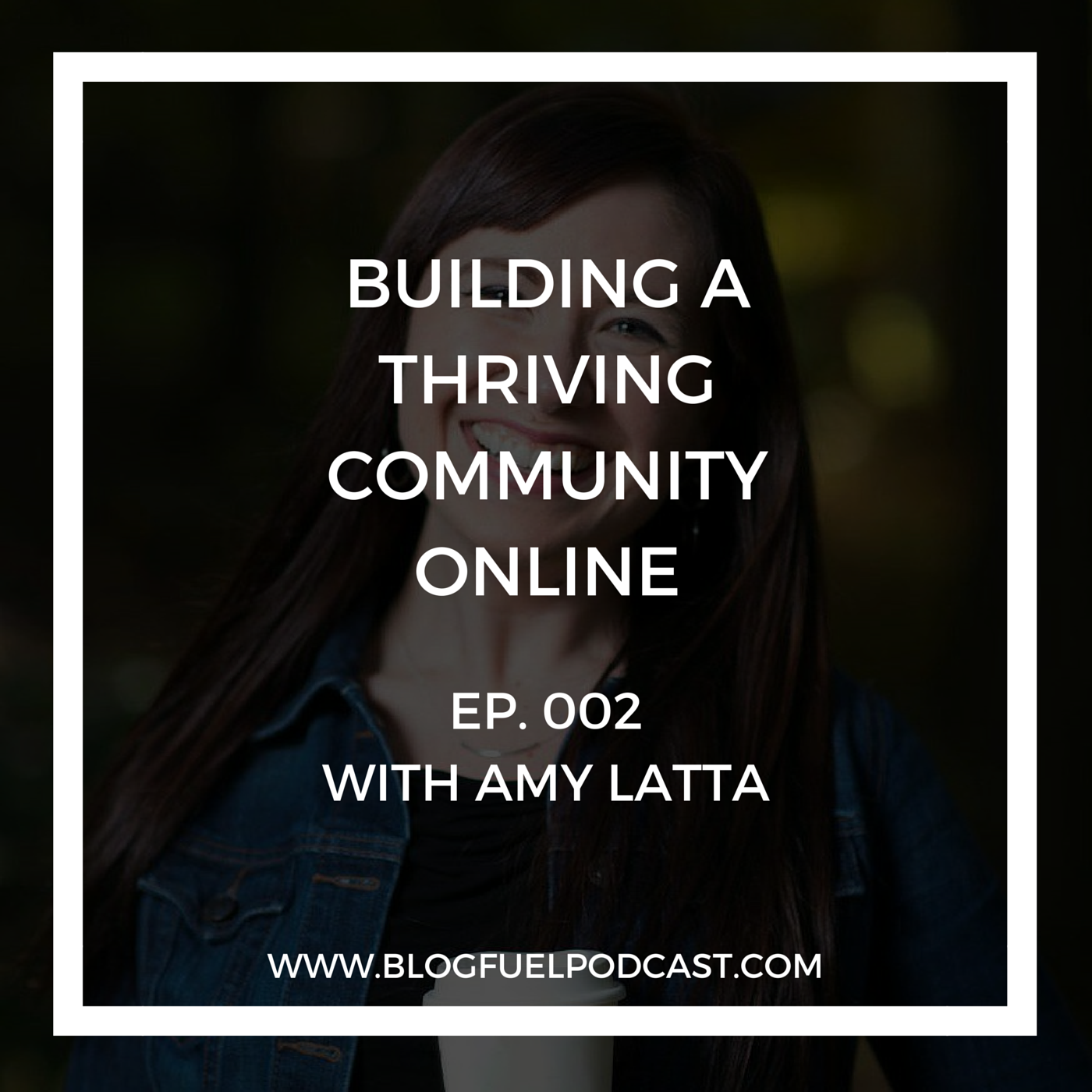 With the ever-changing algorithms on social media, it's increasingly more difficult to develop a community of readers online. In the Blog Fuel podcast Ep. 002, Amy Latta of One Artsy Mama shares how she has created her community and how she consistently fosters engagement with her readers.
