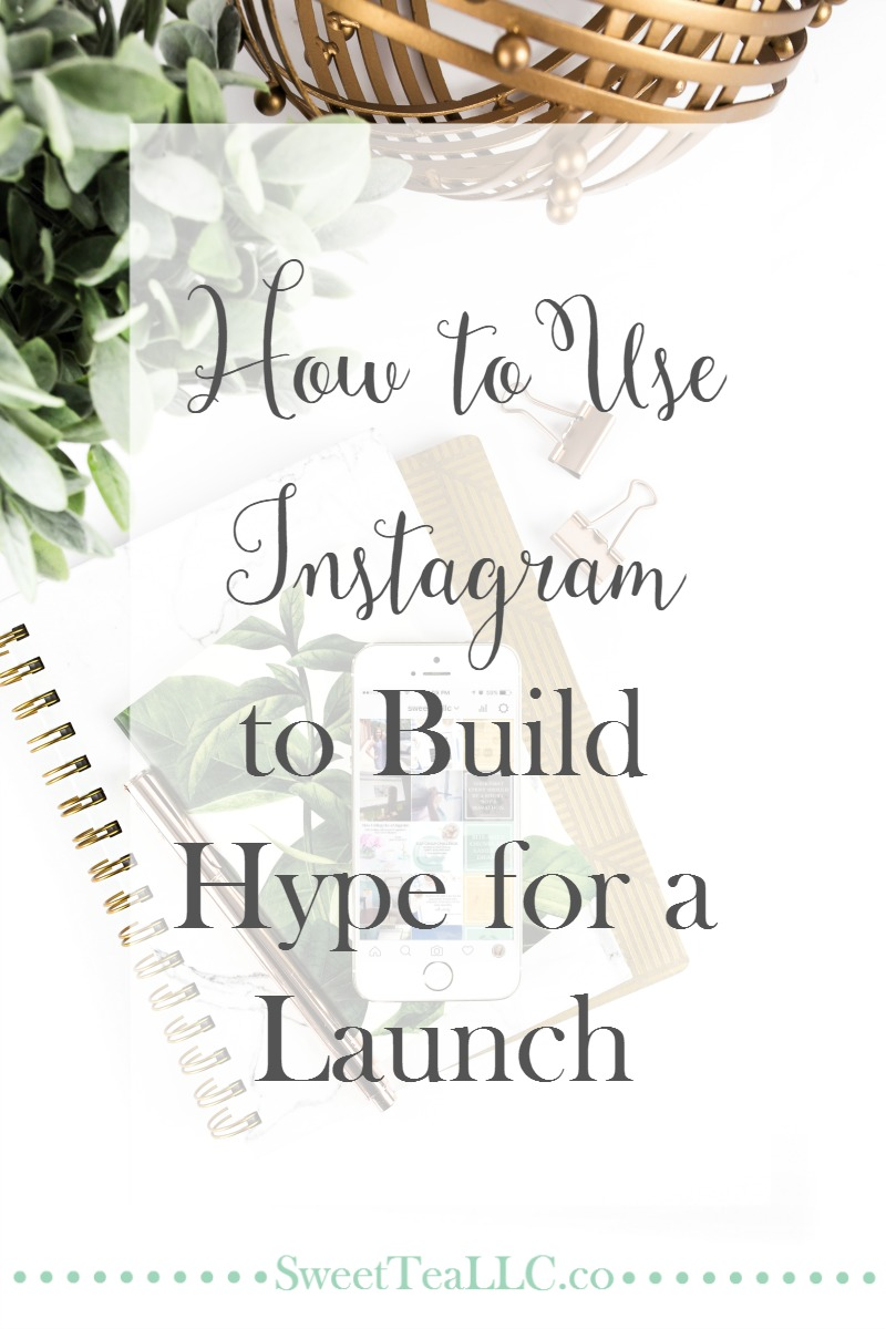 Instagram is known for beautiful photos, but it's also a really amazing micro-blogging community, and ripe for networking. All of these elements combine to make it the perfect place to build hype about your upcoming launch. Read the post to find out how.