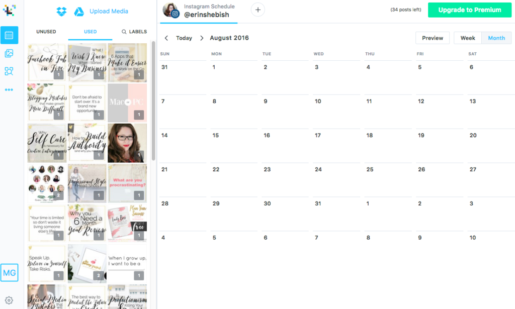 You know social media scheduling tools will help maintain your sanity, but how do you know which ones to use? This is a deep-dive into 7 social media scheduling tools: Planoly, Later, Coschedule, Hootsuite, Buffer, Boardbooster, & Tailwind. Your decision just got a little easier.