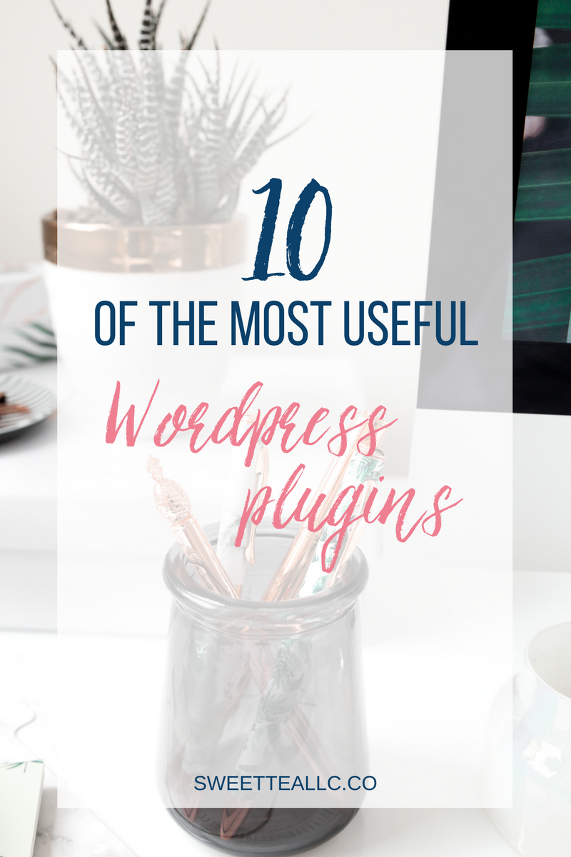 Self-hosted Wordpress is a powerful website and blog platform, and part of the power is the versatility and functionality of various plugins. I've created a list of 10 of the most useful Wordpress plugins, some for convenience, others for functionality, and still others for reader engagement. Click to read the full list and improve your self-hosted Wordpress site.