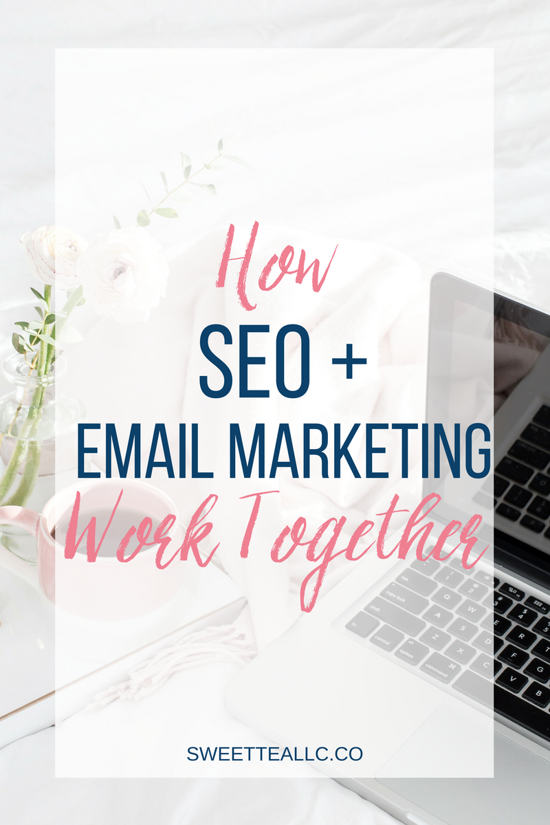 SEO and email marketing can work together to help grow your email list, boost your organic search traffic, and grow your business. From optimizing landing pages for SEO to encouraging click-throughs to increase the number of inbound links, these tactics work for every niche.