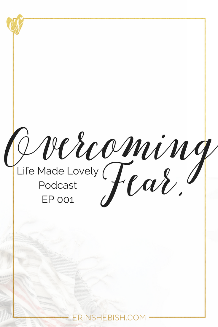 Fear is a powerful emotion, capable of really holding us back. In this episode of Life Made Lovely, we're digging into fear and how to beat it.