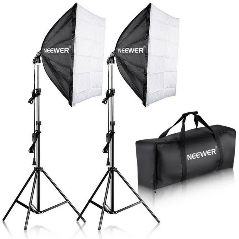 Neewer Softbox Light Kit