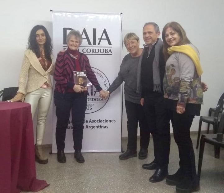 Soledad Bentolila, DW, Aida Ender, Luis Klinger y Sofía Romano