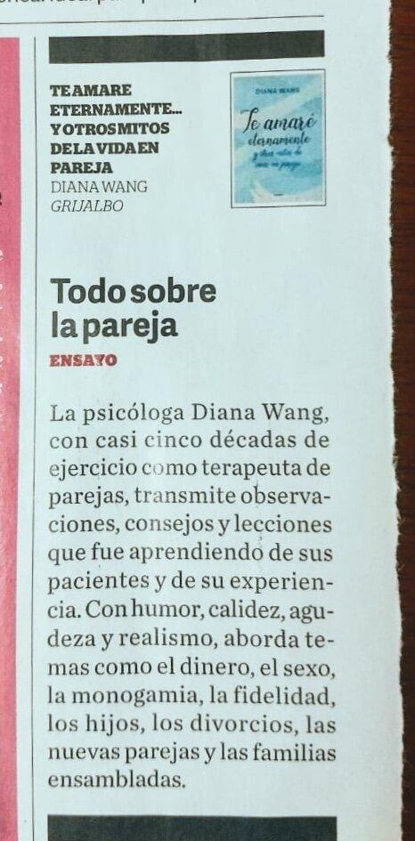 Revista VIVA, Clarin, domingo 22 de septiembre 2019