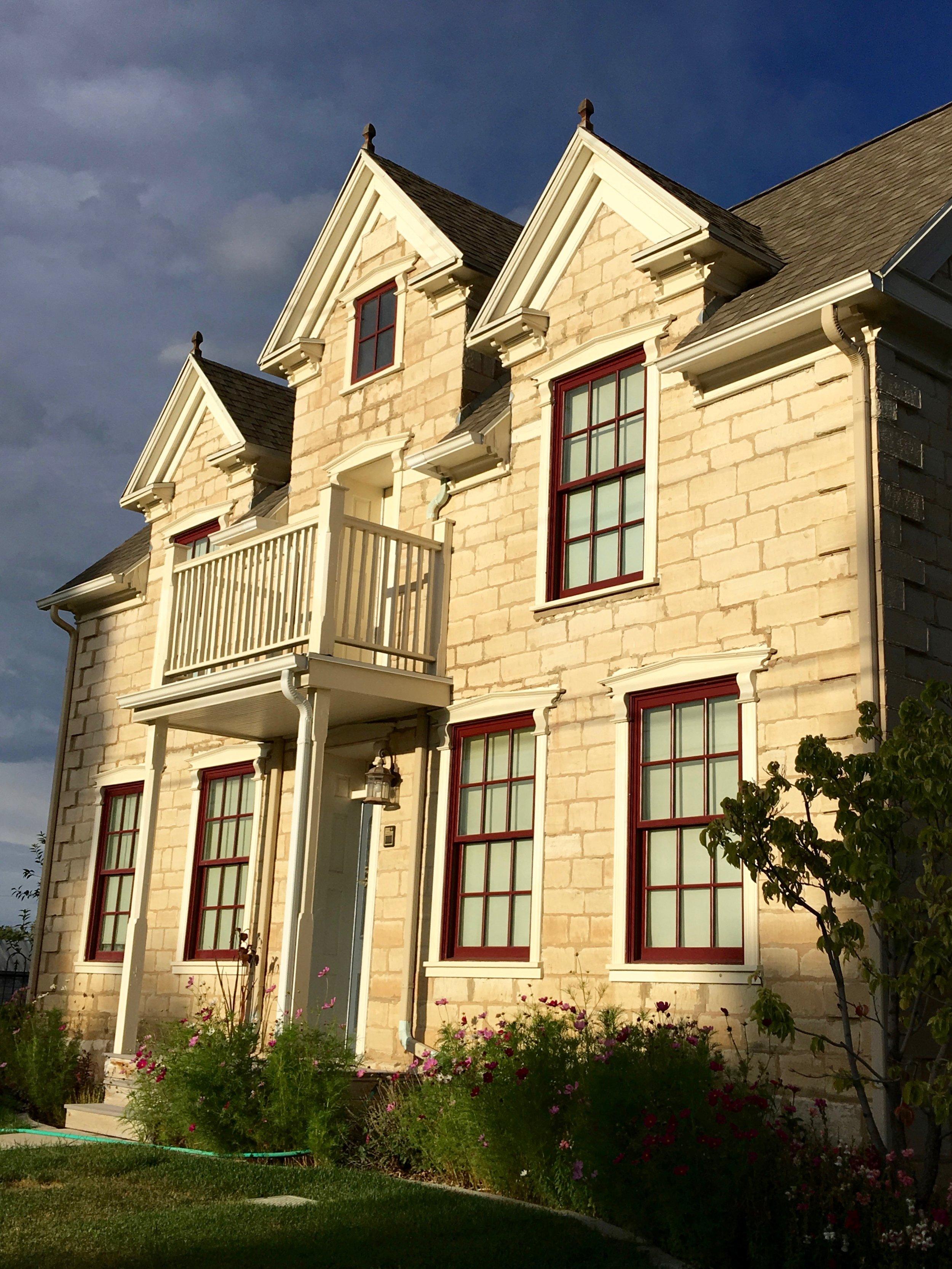 Stone House, Spring City