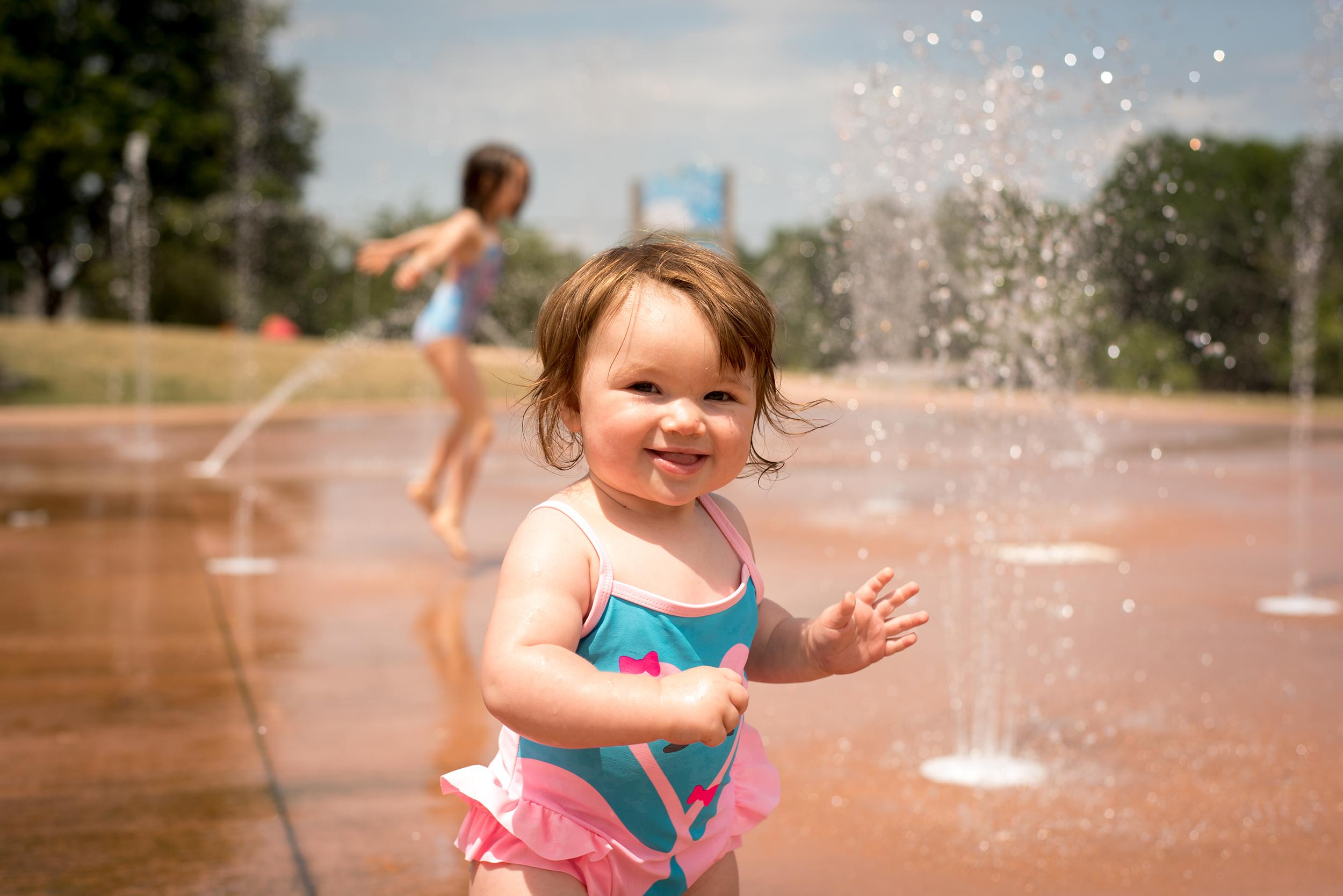 Splash Pads Forever