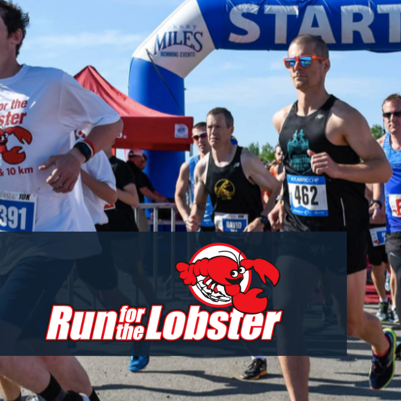 Come for the Race, Stay for the Carnival. This event, in conjunction with the Pictou Lobster Carnival, offers both a 5km and a 10km race. Walkers are also welcome!