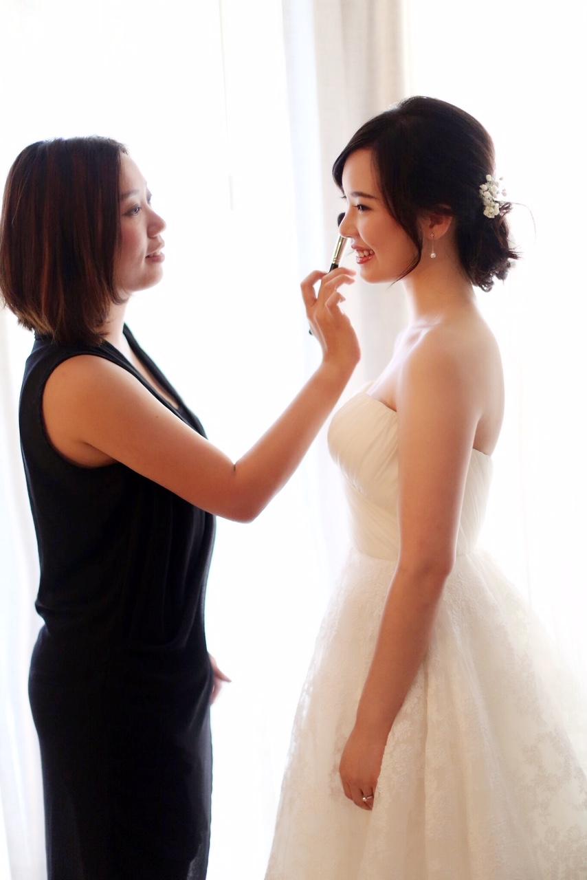 Makeup Artist Hong Kong Saubhaya