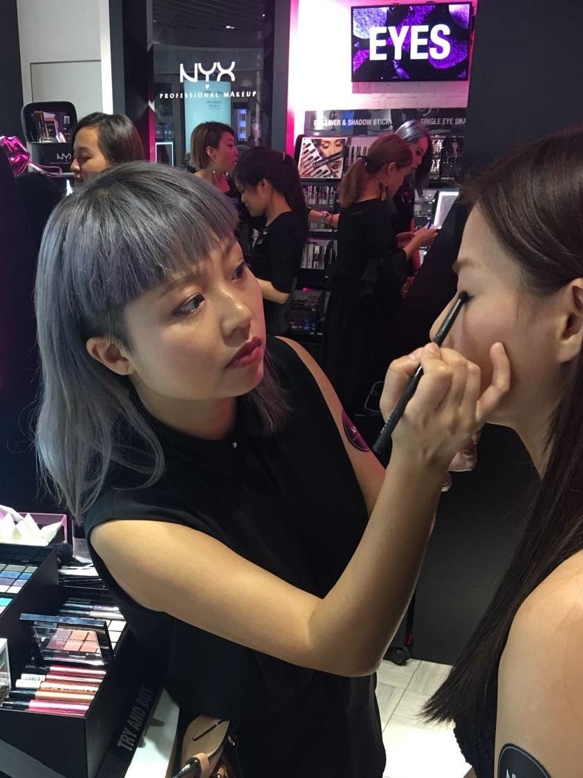 makeup artist hong kong private events