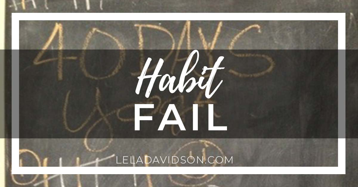 40 Days of Yoga and the Big Lie About Habits, Lela Davidson