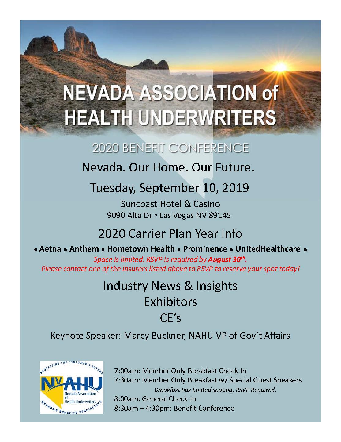 NVAHU 2019 Benefit Conference Flyer - Producer.png