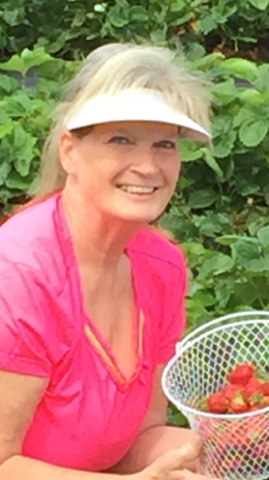 """Debbie Bosworth   Hi, my name is Debbie Bosworth, I'm a mother of two, a nurse, and co- owner of Boz's Berry Farm with my husband Rick Bosworth. At Boz's Berry Farm we strive to provide pesticide/insecticide free strawberries along with other orgainc techniques while growing our strawberries for the residents in and around the surrounding areas of Republic Missouri. During the strawberry season we love to educate our customers with our strawberry 101 class where we show them the correct way to pick a strawberry by looking for ripeness, how to pick the strawberry without damaging the fruit or the plant. We also do above-ground gardening using the same techniques we do with our strawberries to provide healthy fresh produce for our family as well. I enjoy gardening, canning, dehydrating and freeze drying all of our home grown food to store so we can enjoy all year long.  I'm constantly looking for ways to finding ways to provide non-pharmaceutical alternatives using essential Oils by Young Living which provide many alternatives for your mind, body and soul. I create and use many household products that promote natural, healthy, chemical free living to improve the overall health myself my family and my friends.  I'm also an advocate for my grandson Cameron who was diagnosed with Autism at 2 years old. Over the years I have assisted my daughter by finding ways to improve Cameron's Quality of Life by introducing a gluten casein-free diet, traveling to conferences, continuously educating myself and others on diets, therapies, processing techniques and way to provide non-pharmaceutical alternatives in using the Young Living Essential Oils. I love using my Essential Oils and different blend to promote health and wellness stress relief, mental clarity, chemical free home along with many other uses. My family often calls me for health advice and usually their first question is """"do you have an oil for that?"""" Knowing that they see many of the benefits to living a healthy, chemic"""