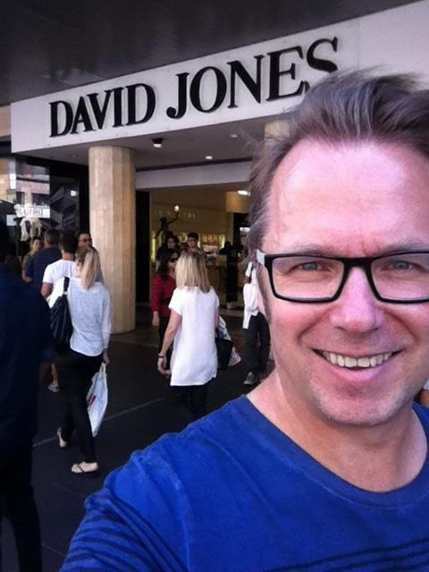 July 2 Interview with David Jones -