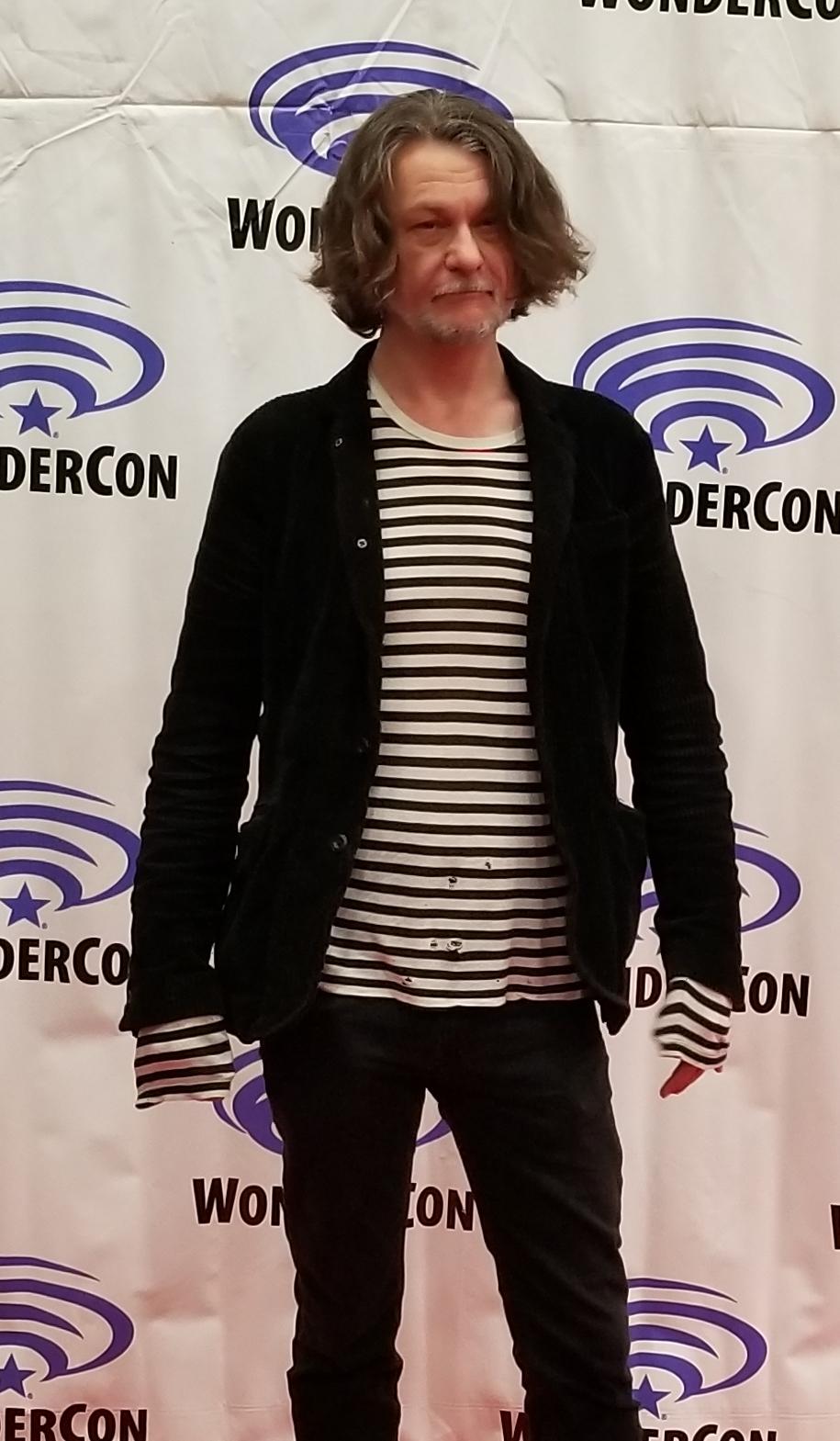 creator Ben Edlund at WonderCon 2019