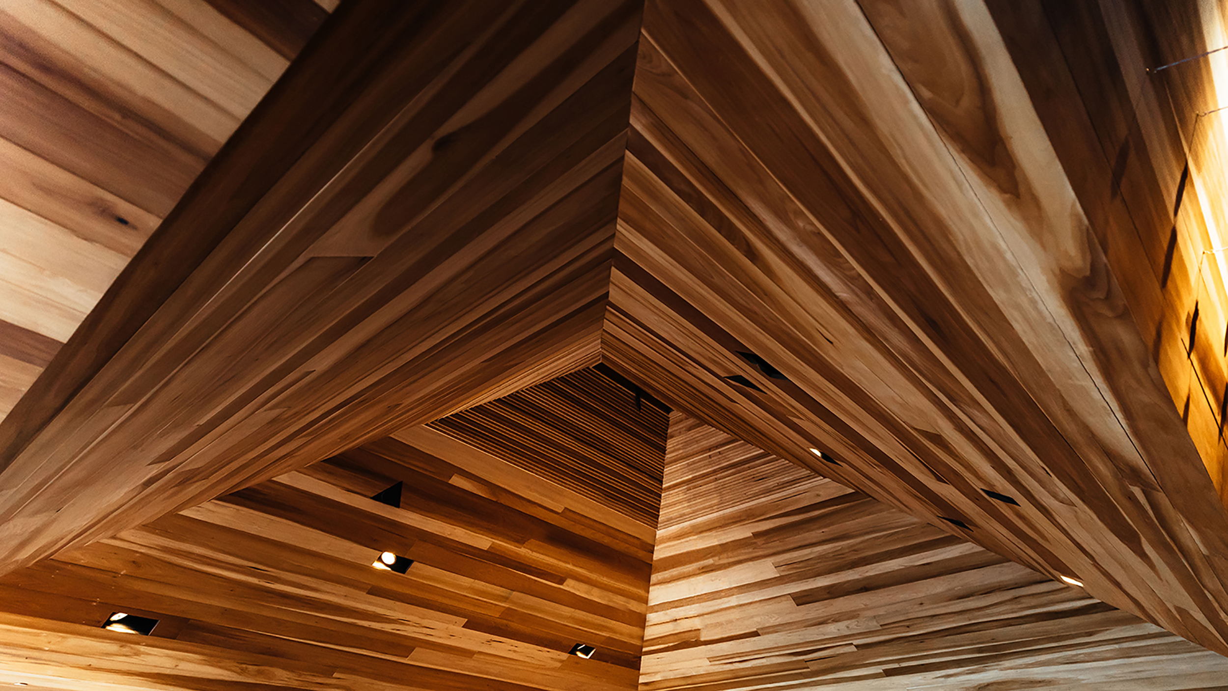 Designed by Michael McDermott, the interior of Miminashi honors the spirit of Japanese culture.