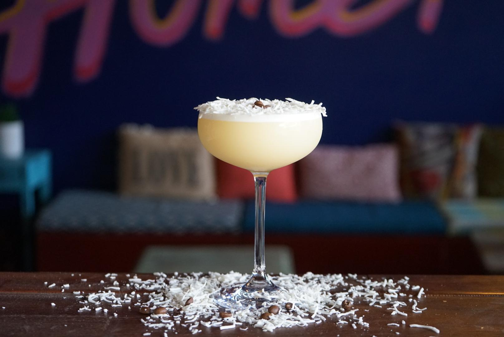 White Chocolate Martini -