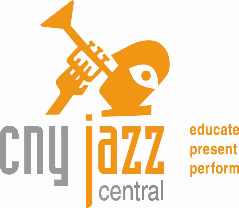 CNYjazzCentral ORANGE Logo.png