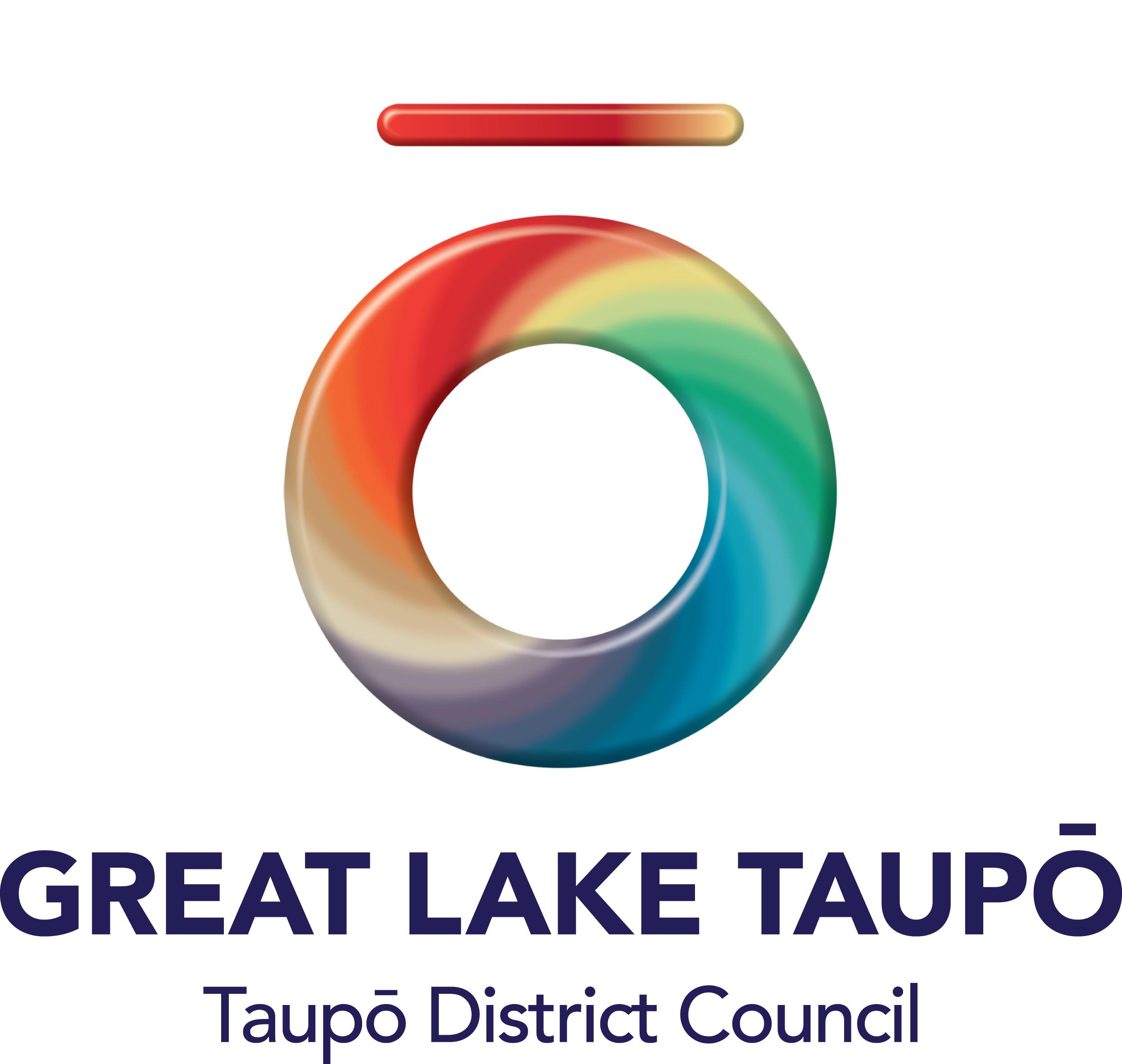 Taupo District Council logo