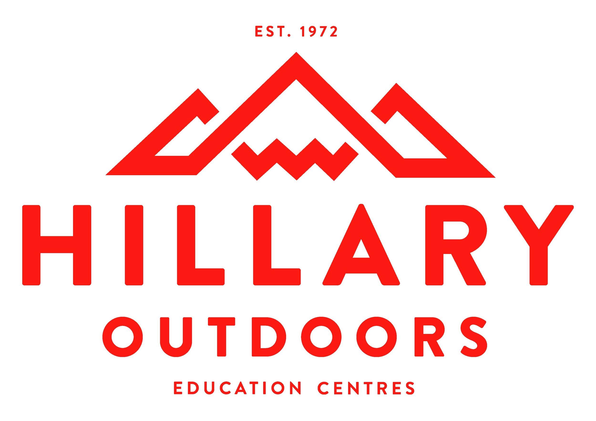 HIllary Outdoors logo