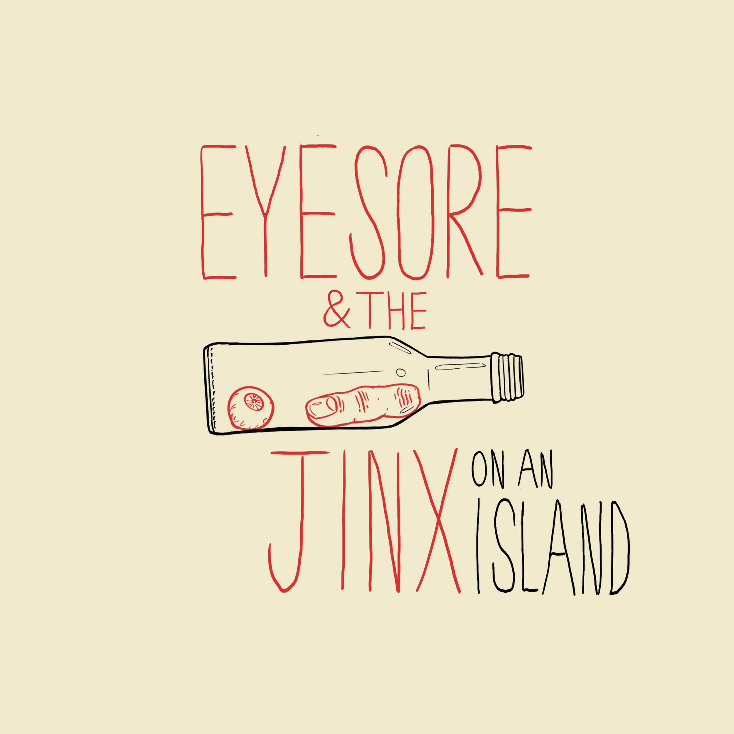 Music Video & artwork for  Eyesore & the Jinx - On an Island