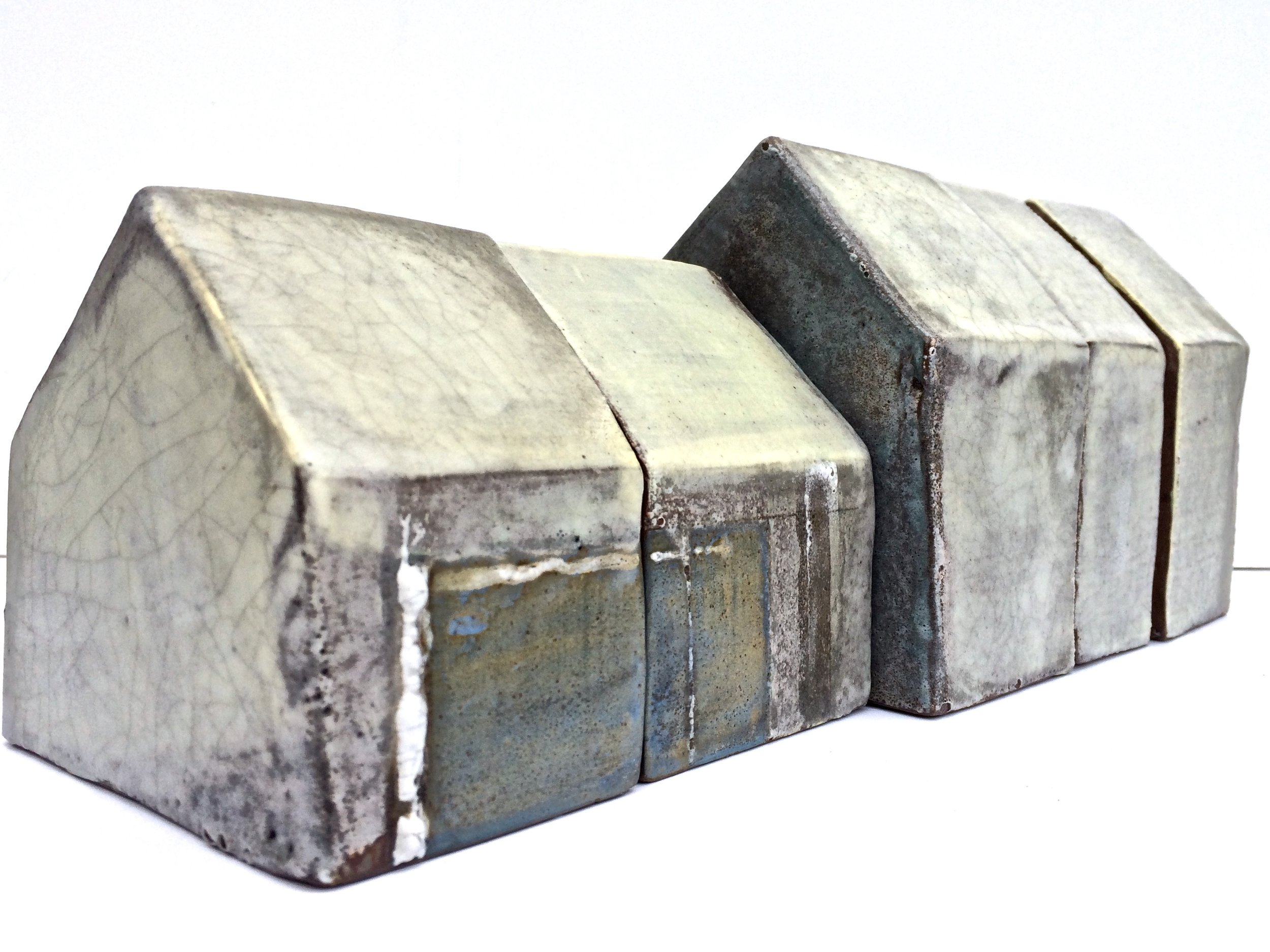 Sculpture in five pieces