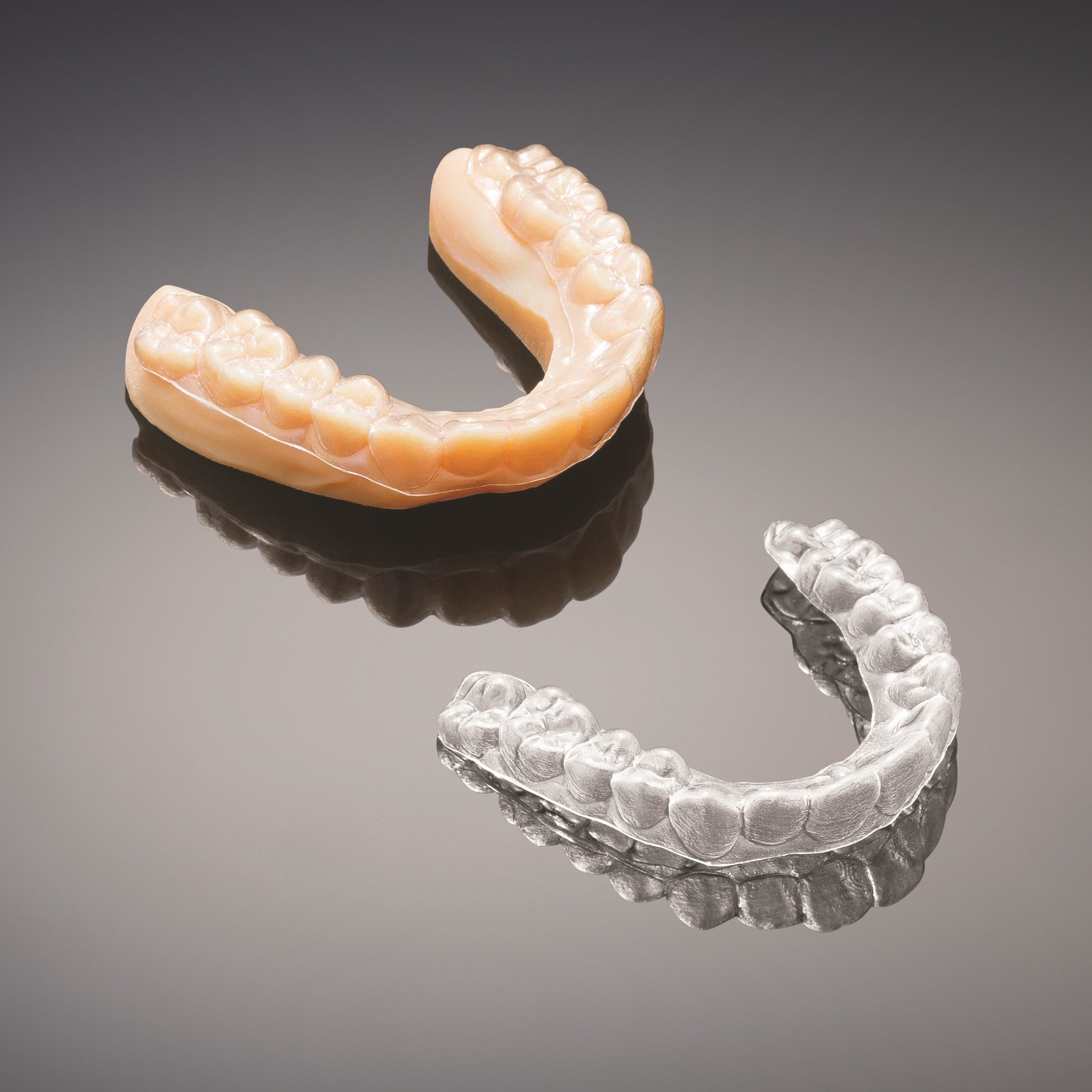 L'impression 3D est essentielle au processus de création de gouttières transparentes