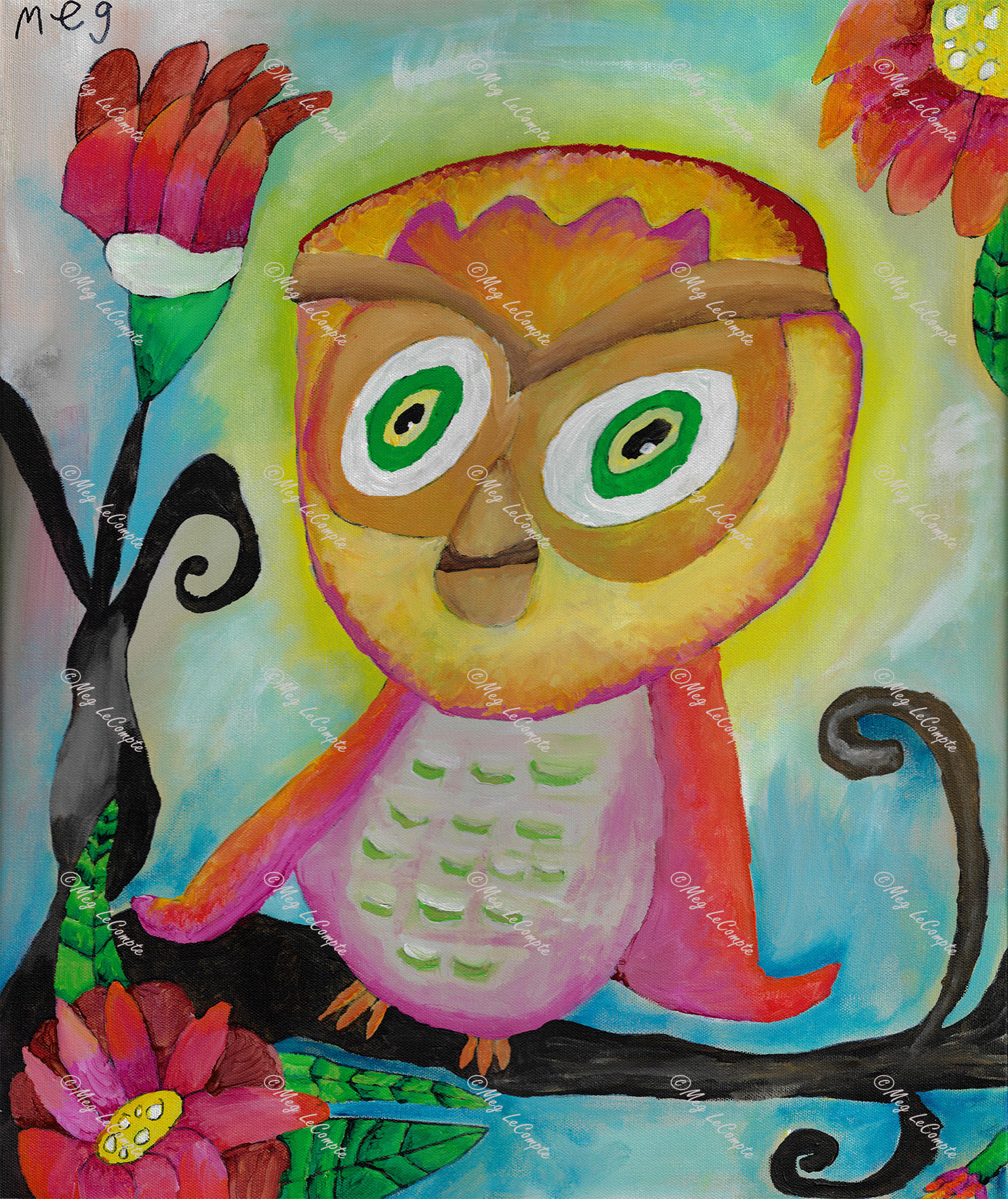 The Magical Owl