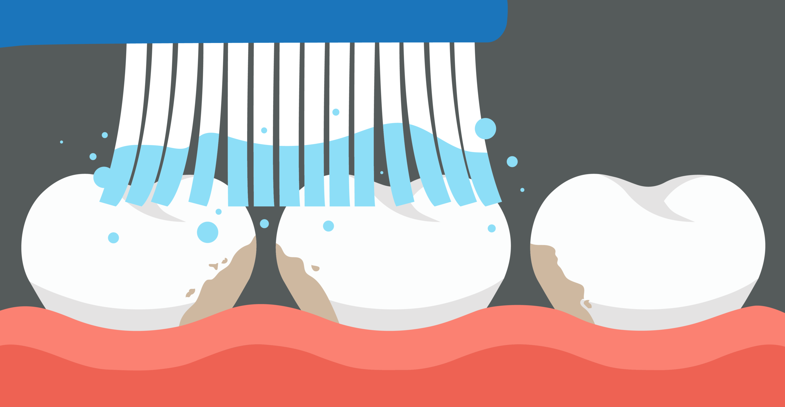 Brushing is part of our daily lives. We do so in the morning and at night. Flossing though? Not so much. It's either painful to the fingers or hard to reach the back teeth.