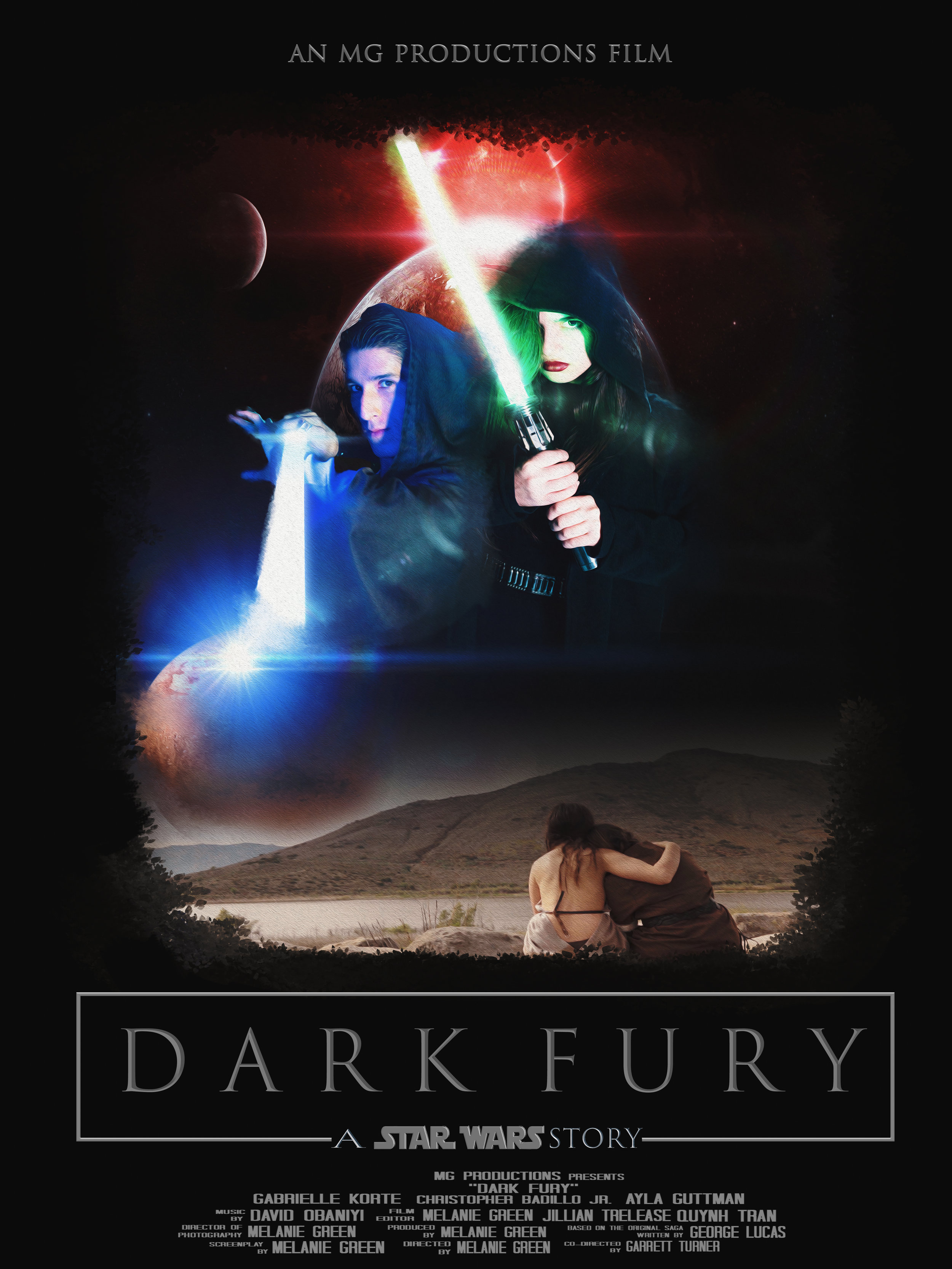 Dark Fury: A Star Wars Fan Film (2018)