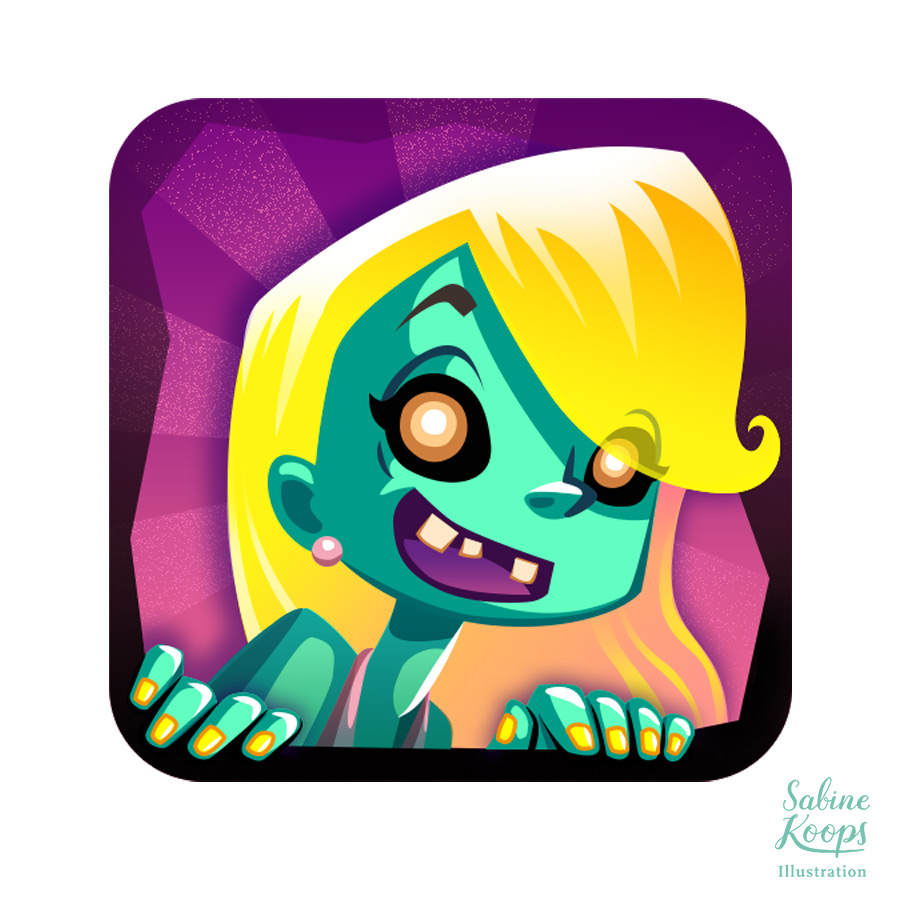 Sabine_Koops_Animation_Animator_Handy_Games_concept_art_app_Spiele_Grafik_GnG_Zombies_icon_Play_Store.jpg
