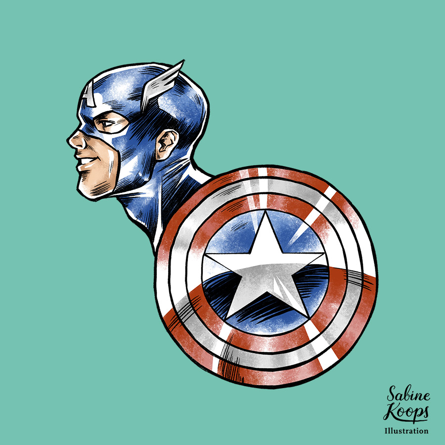 Sabine_Koops_Illustration_Illustrator_Werbung_advertising_1_Superhelden_hero_super_Captain_America.jpg