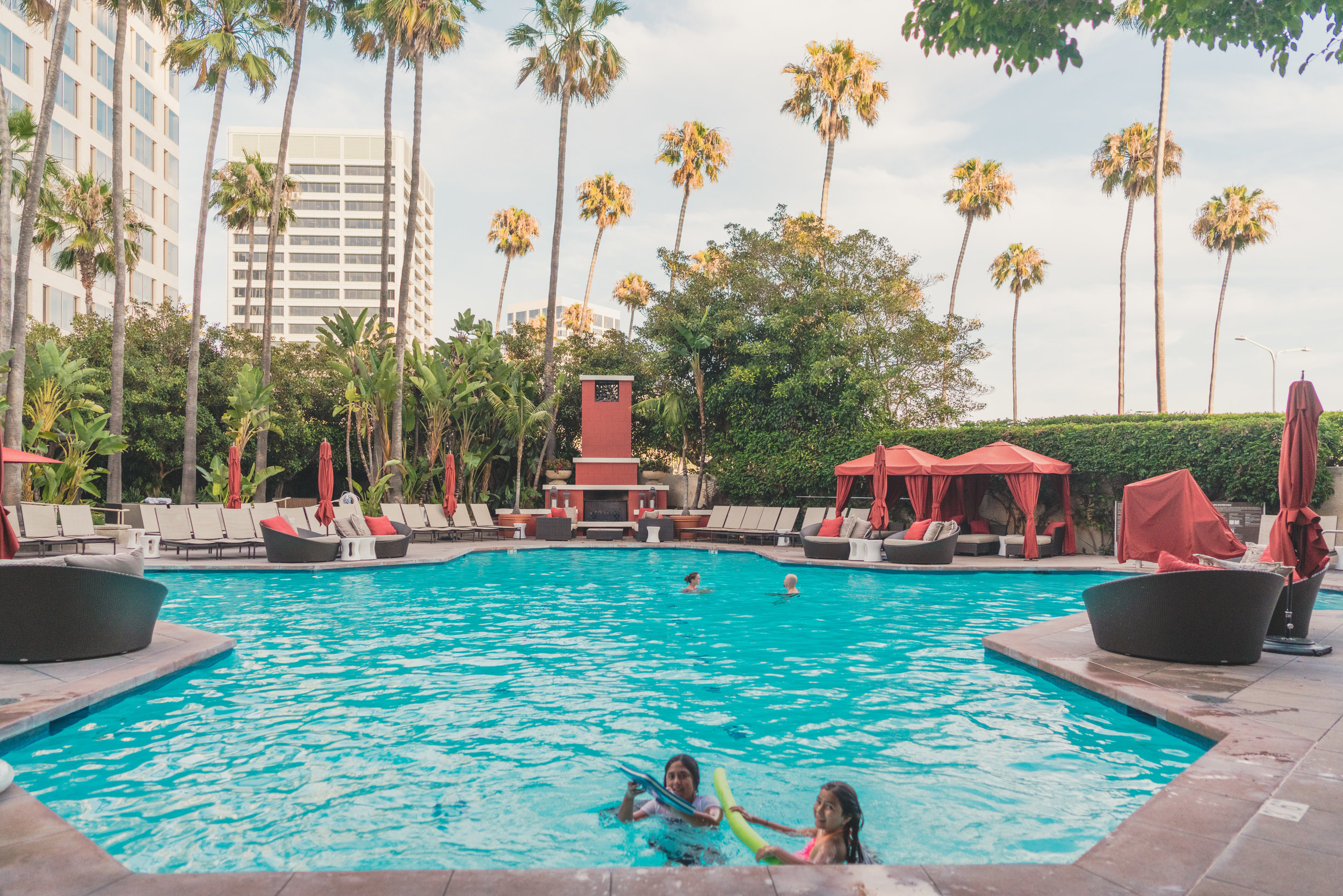 A beautiful stay at Fashion Island Hotel -