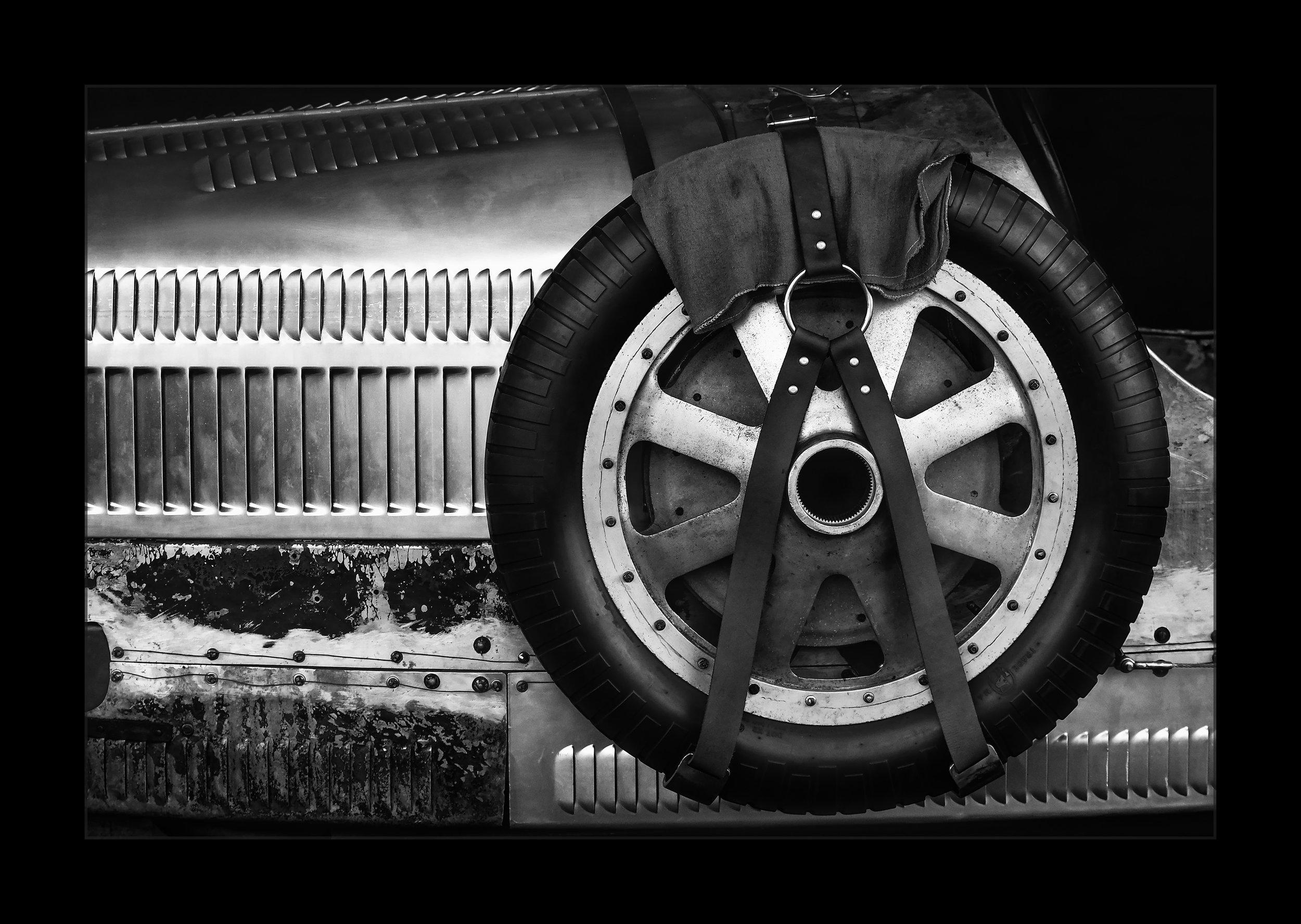 Bugatti Spare