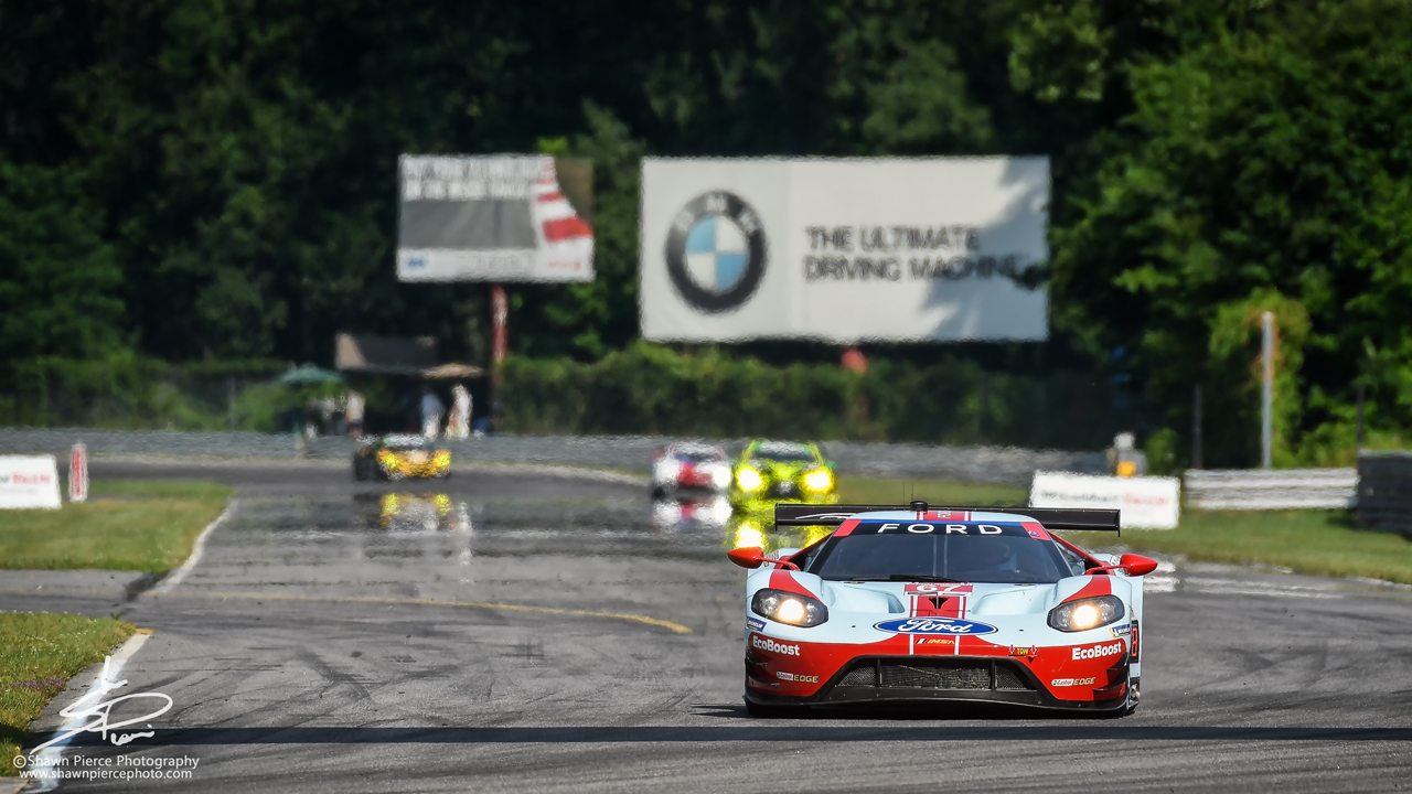 GTLM winner: no.67 Chip Ganassi Racing Ford GT driven by Richard Westbrook and Ryan Briscoe