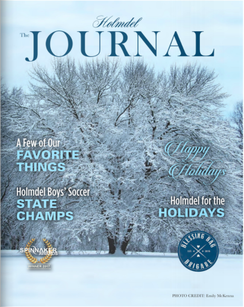 The Journals NJ    December 2018   'Girl Scouts - It's a Whole Lot More Than Cookies'