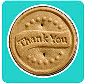 THANK YOU Girl Scouts! -