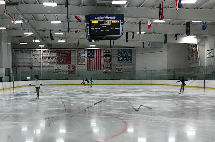 Ice Vault Arena in Wayne, NJ