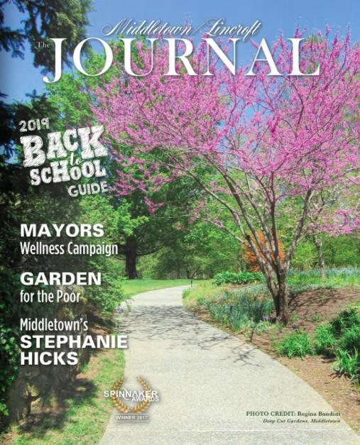 Colts Neck Journal/ Holmdel Journal/ Middletown Lincroft Journal/ Navesink Journal/ Rumson Fair Haven Sea Bright Journal   August 2019 'Striking the Summer Slump'