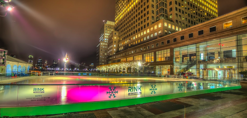 Photo courtesy of https://www.downtownmagazinenyc.com/rink-at-brookfield-place-returns/