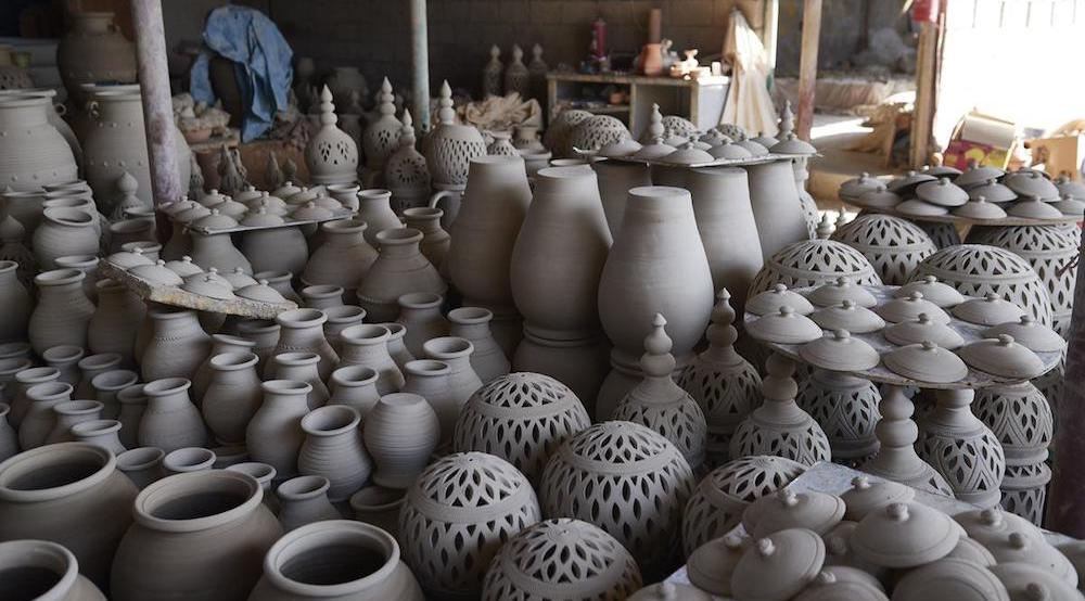 Al Fakher pottery - Picture by Sami Sasso