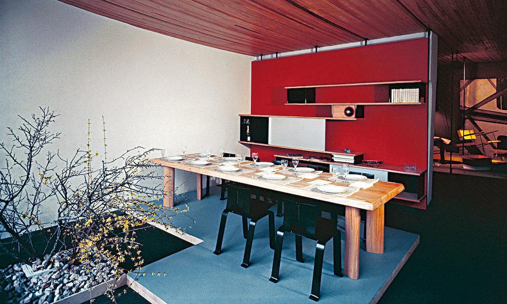 Charlotte Perriand Furniture & Scenography, Steph Simon Gallery, 1956