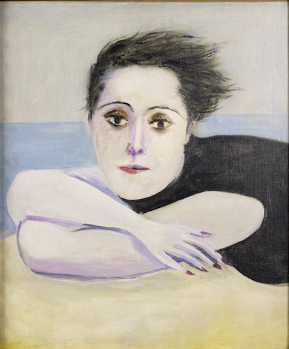 Dora Maar sur la Plage, Pablo Picasso, 1936