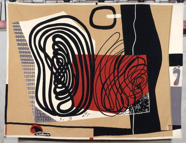 Les Huit, Le Corbusier, 1963.