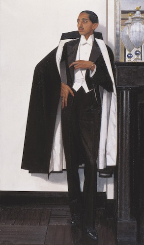 Maharaja of Indore, Bernard Boutet de Monvel, 1929