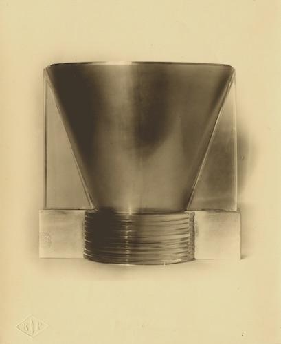 Vase model 8461, Jean Puiforcat, ca 1930