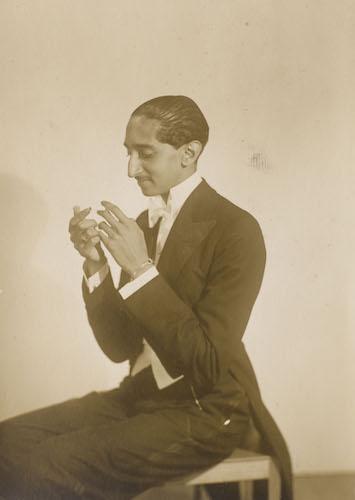 Maharaja of Indore, Man Ray, 1927-1930