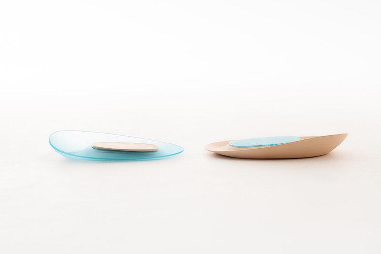 Emirati Clay x Italian Murano Glass